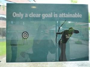 clear goal