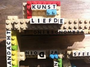 liefde voor lego